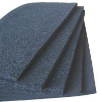 China Reusable Epdm Rubber Shock Proof Foam Sheets For Gasket Applications wholesale