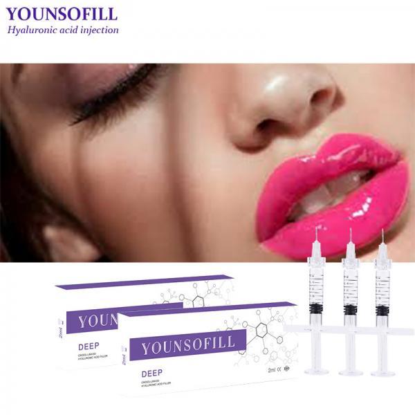 Quality injectable dermal fillers hyaluronic acid dermal filler injectable hyaluronic acid dermal filler HA lip breast filler for sale