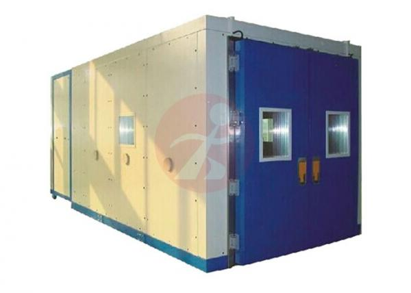 Quality Walk In Climatic Temperature Humidity Chamber -20℃ To 120℃ For Vehicle Testing for sale