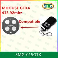 Buy cheap SMG-015GTX Mhouse Gtx4, Gtx4c, Tx4 Compatible Remote Control Replacement Transmitter from wholesalers