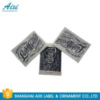 China Durable Eco - Friendly Clothing Tabel Tags With OEM Design Acceptable wholesale