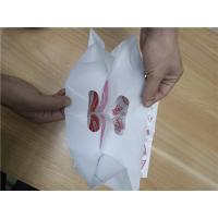 China Biodegradable Custom Printed Packaging Bags Garment Shopping Bags 265x360mm wholesale