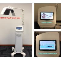 China Low level laser therapy hair loss CE approved low level laser machine 3 year warranty laser therapy for hair growth wholesale