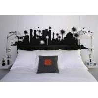 New style adhesive wall sticker