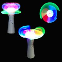 China Popular ABS Led Spinning Light Toys That Spin And Light Up Children Favor wholesale