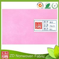 China Shopping Bag / Medical Products Material PP Spunbond Nonwoven Fabric with Polypropylene wholesale