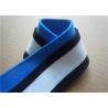 China Garment Woven Jacquard Ribbon Washable Colourful Brand Decorative wholesale