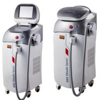 China 600W Energy with Big Spot Size 808nm Diode Laser Hair Removal Machine for any Skin and Hair wholesale