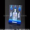 China Ledpos Absolut Vodka Bottle Sign wholesale