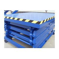 China High lift telescopic stationary aerial work platform with manual / electrical control mode on sale