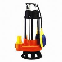 China 0.6/1HP Submersible Sewage Pump with Float Switch and Thermal Protector Design wholesale
