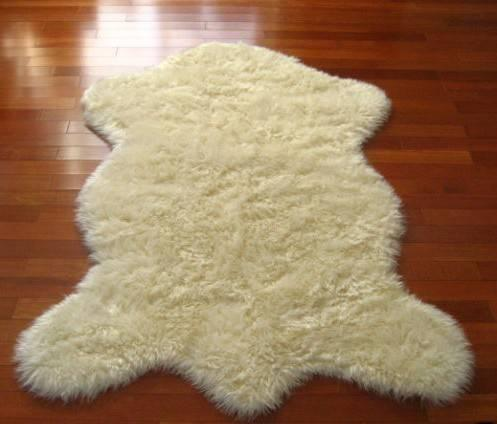 Quality Faux Sheepskin Rug for sale