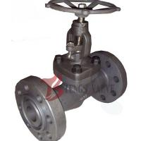 China Plug Disc Dn50 Industrial Globe Valve , Flanged RTJ End Carbon Steel Globe Valve wholesale