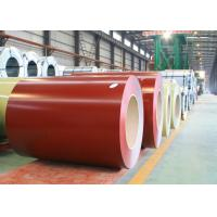 China Color coated coil  / Pre-painted Steel Sheets in CGCC with Protective Film wholesale