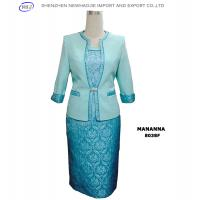 ladies fashion clothes dress suits for church