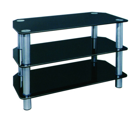 Quality fashion glass tv stand xyts-036 for sale
