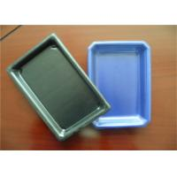 China Disposable Polystyrene Plastic Serving Trays , Vacuum Formed Packaging Trays on sale