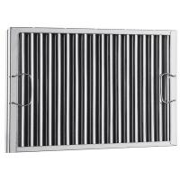 China Easy Installation Stainless Steel Exhaust Hood Filters For Catering Industry wholesale