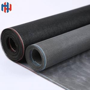 China Plain weave fiberglass insect window screen mesh wholesale