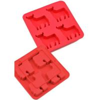 China Animal Shape Silicon Cake Mould, Food Grade Eco-friendly Silicone Kitchenware wholesale