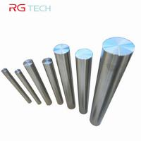 China High Quality ASTM B348 Gr2 Gr5 Forged Round Titanium Bar for Sale wholesale