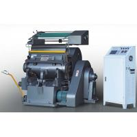 China Hot-stamping Die-cutting and Creasing Machine, Hot-stamping + Die-cutting + Creasing wholesale