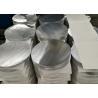 China Plain Mill Finish 3003 Aluminum Discs Blank Diameter 50mm - 1600mm For Pots wholesale