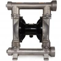 China Pneumatic Double Air Operated diaphragm pump,Material in Aluminium, Stainless steel. on sale