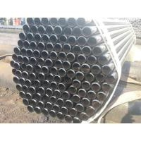 China Carbon Steel Seamless Boiler Tube DIN17175 ST35.8  38 x 3.2 x 2000MM with Bevelled end black coating surface on sale