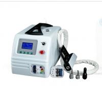 China Portable Q Switch ND YAG Laser Tattoo Removal Machine, Skin rejuvenation Device (50 60 hz) wholesale
