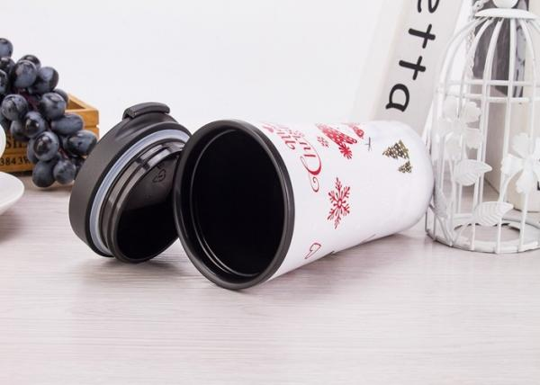 Quality Spill Free Coffee Healthy Water Bottles, No Tip Travel Coffee MugCustomized Patterns for sale