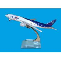 China Customized B777 Metal Plane Model on sale