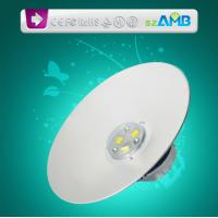 8000lm IP65 80w AMB Bridgelux High Power Led Highbay Lights SAA certificated