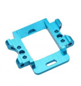 China anodize blue color cnc milling aluminum 6061 metal parts rapid prototype wholesale