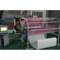 China 1.6 Meters Duvet Single Head Quilting Machine Low Maintenance 3.5KW Rating Power wholesale