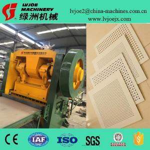 China Advanced Hole Punching Sheet Perforation Machine for Gypsum Ceiling Board wholesale