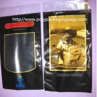 China Luxury Moisturized Cigar Humidor Bags with Color Printed For Cuba Cigars / Havana Cigars wholesale