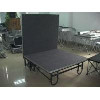 China Waterproof Anti Slippery Aluminum Stage Platform With Different Height wholesale