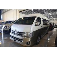 China japan Toyota Hiace bus 12 setas diesel bus left hand drive used toyota hiace in jamaica japanese used cars toyota hiace on sale