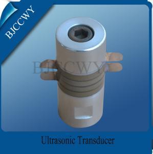 Buy cheap Transferencia sana que suelda con autógena el transductor ultrasónico PZT de la from wholesalers