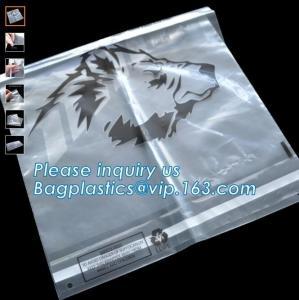 China Biodegradable Courier Express Bag EN13432 BPI OK Compost Home ASTM D6400 on sale