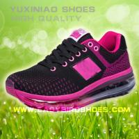 China fashion running shoes sport for male, adults men fly fabric sport shoes sneakers good quality on sale