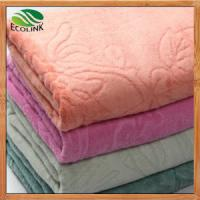 China Chinese Wholesale 100% Plain Dyed Bamboo Fibre Towel for Bath with High Quality on sale