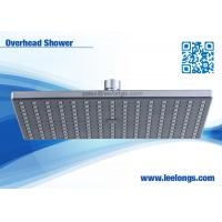 Thin Large Overhead Shower Heads With Good Pressure 1 Function 25*17.5cm