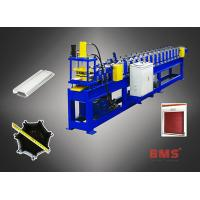 China 40Cr Steel Roller Shutter Metal Roll Forming Machine For Door And Windows wholesale