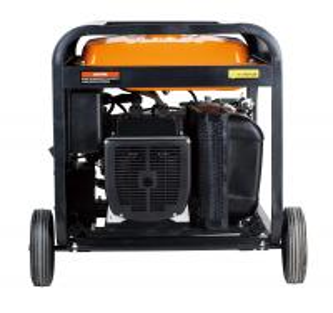 China EPA 4 Stroke Engine Gasoline Welder Generator 50A - 220A TUV Certification wholesale