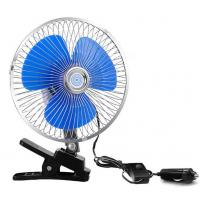 China CE Standard Car Cooling Fan 12V / 24V Voltage With One Year Warranty wholesale