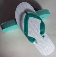 Quality toe ring white dove sublimation flip flop slippers 8200 z for sale