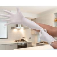 China Dental Offices Disposable Latex Examination Gloves Small Excellent Dexterity wholesale
