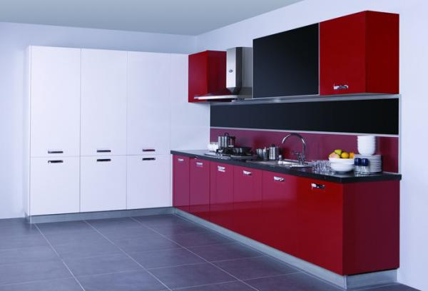 High Gloss Lacquer Kitchen Cabinet Doors Images